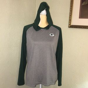 Under Armour Greenbay Packers Youth XL Heatgear